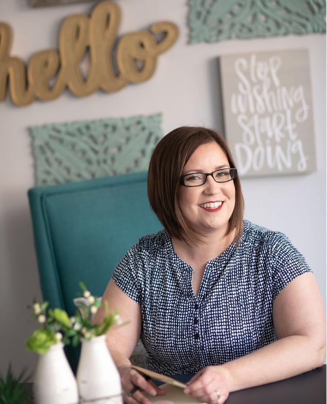 Megan Good Owner of Geeked Out Media Website Design Agency Mesa